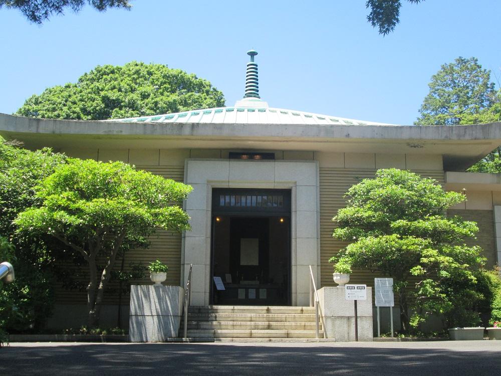 都立八柱霊園の納骨堂