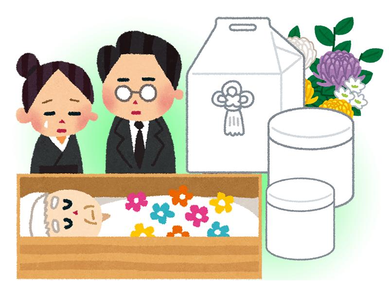 大阪府の葬儀のイメージ画像