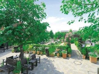 練馬ねむの木ガーデン1