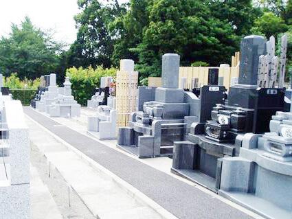 大本山總持寺の一般墓区画