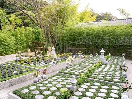 北鎌倉四季の風樹木葬墓地