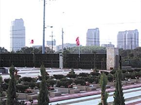 メモリアルパークユーカリ聖地
